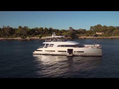 VIDEO - 2.03 Minutes de Bonheur à bord du nouveau Lagoon Seventy 8
