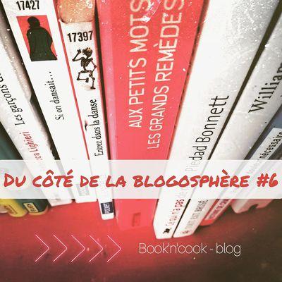 Du côté de la blogosphère #6