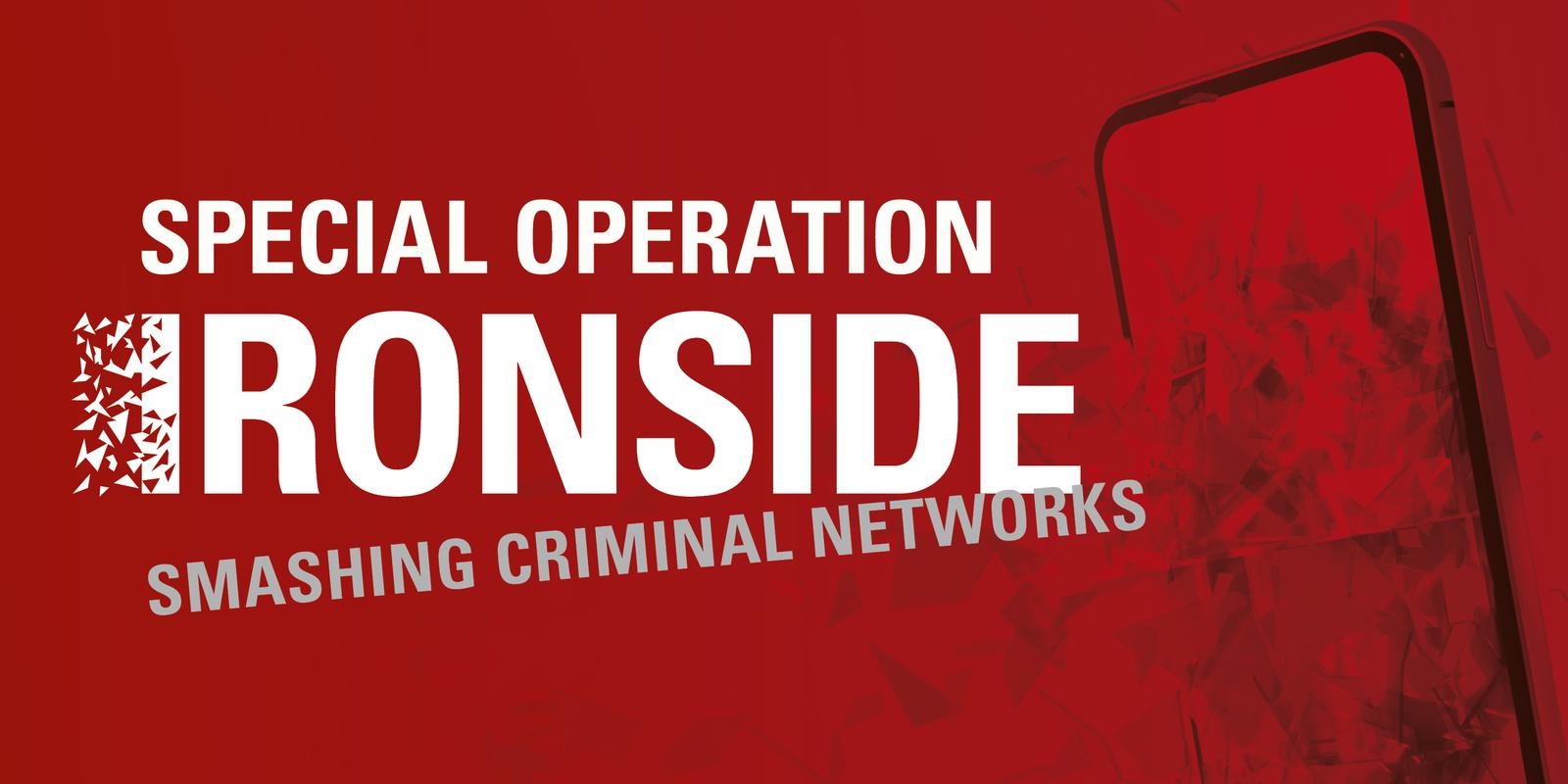 opération ironside - crime organisé - www.psycho-criminologie.com