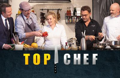 """13ème soirée de la 12ème saison de """"Top Chef"""" ce soir sur M6"""