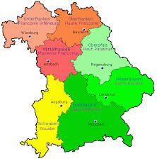 Bavaria and Franconia ( Franken )