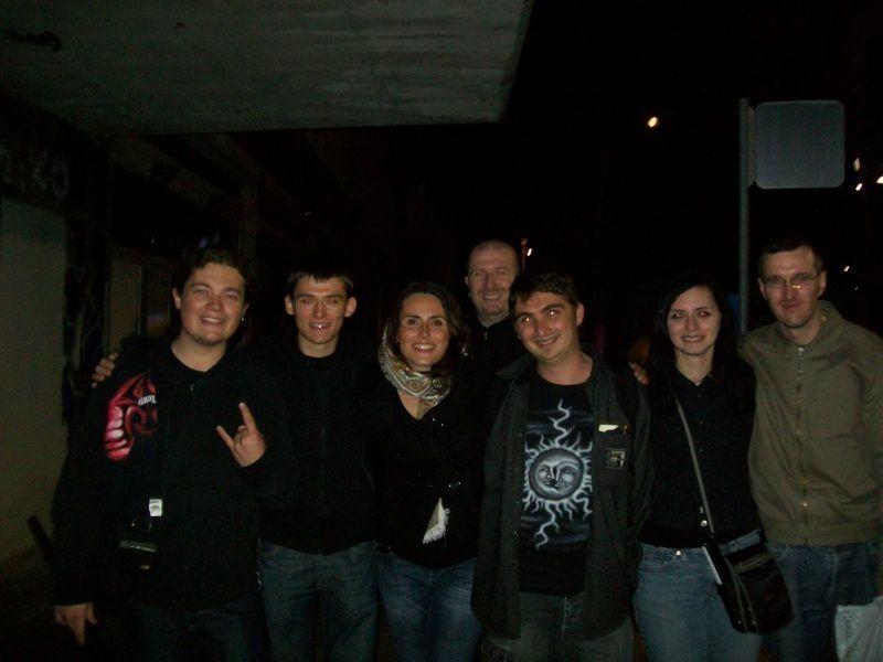 Photos du concert à Lille du 06 Octobre 2011