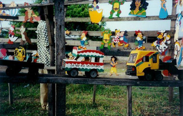 Artisanat contemporain, Abidjan, Côte d'Ivoire