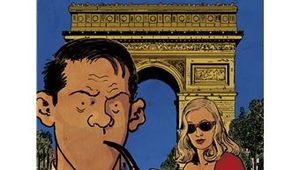 Nestor Burma Tome 12 - Corrida aux Champs-Élysées  D'après l'univers graphique de Tardi / BANDE DESSINEE