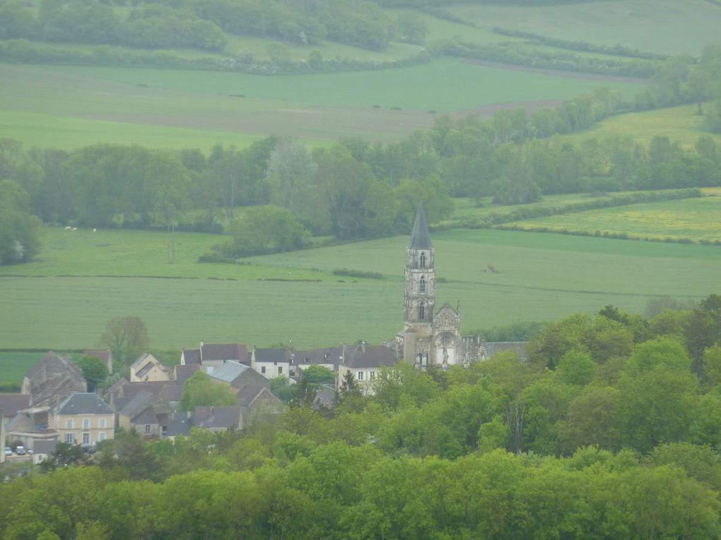 Notre voyage en Bourgogne