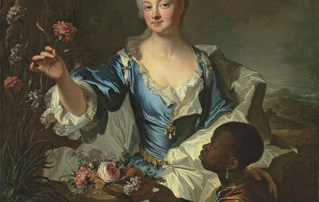 La marquise de Louville ou l'élégance rigaldienne