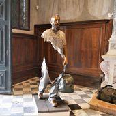 Les sculptures de Bruno Catalano à Venise. Voyageurs de bronze et de vent. - Montmartre secret