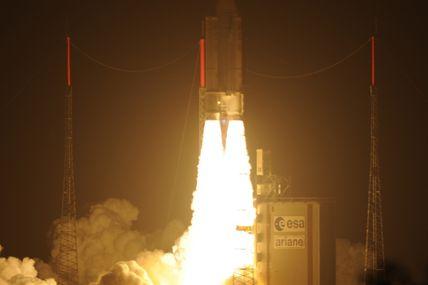 Dans les traces de Jules Verne et Kepler, l'ATV Edoardo Amaldi rejoint la station spatiale internationale