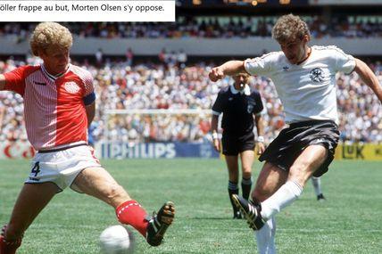 Coupe du Monde 1986 au Mexique, Groupe 5: Danemark - Allemagne de l'ouest