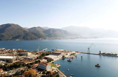 Porto Montenegro Damen will increase Bijela shipyard's development