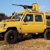 """Les véhicules """"Barkhane"""" de Technamm équiperont-ils les forces en BSS?"""