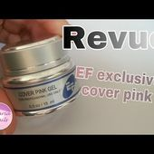 Revue EF Exclusive cover pink