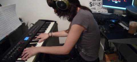 SOAD. Toxicity au piano.