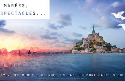 Programmation culturelle estivale 2021 de l'abbaye du Mont-Saint-Michel !