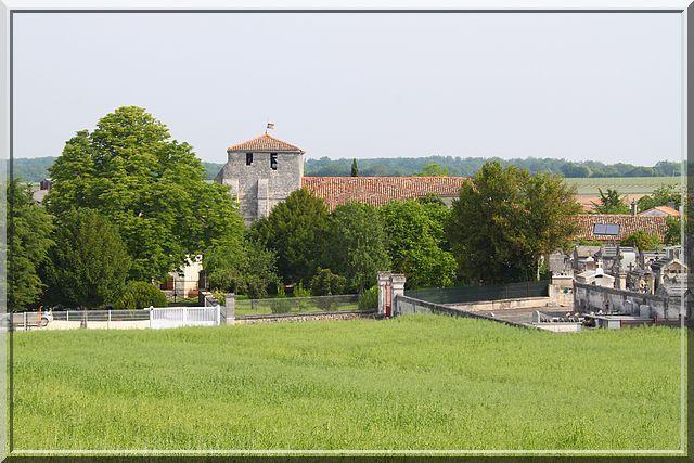 Diaporama église fortifiée de Fouquebrune