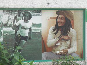 A Kingston avec Bob