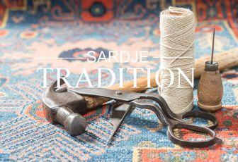 Restauration de tapis à Saint-Paul-de-Vence 06570