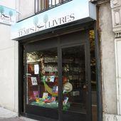 Librairie Temps-Livres au Pré Saint-Gervais - Librairie Temps-Livres