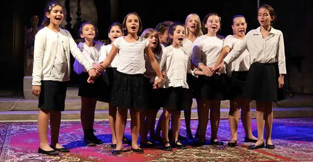 Concert de Noël par le Choeur Lyrique des enfants de l'Estaque