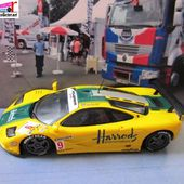 MC LAREN F1 GTR 3 HARRODS LE MANS 1995 WALLACE / BELL MINICHAMPS 1/43 - car-collector.net