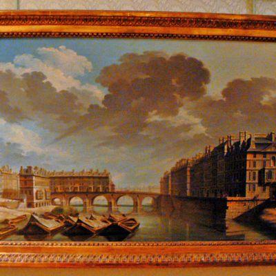 Nicolas-Jean-Baptiste Raguenet, Vues de Paris (2/2)