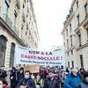 Manifestation pour l'interdiction des licenciements samedi 23 janvier à Paris