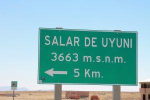 Dans le Salar d'Uyuni et le sud Lipez (part1)