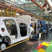 Automobile : coup de frein dans les usines Renault