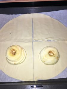 Pommes rabotes - recette picarde