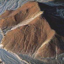Les lignes de Nazca (Pérou)