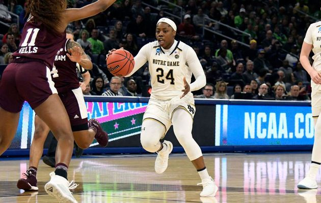March Madness : Arike Ogunbowale écoeure le Texas A&M et propulse Notre-Dame vers un back-to-back !