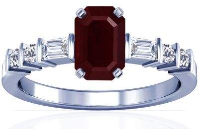 Make Your Wedding Special with Ruby Wedding Rings