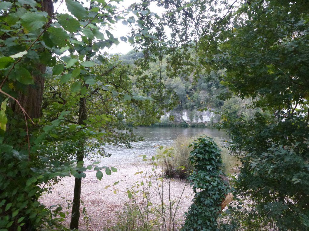 Dordogne et Gironde Octobre 2013