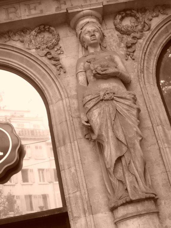 Album - Martigues - Miramas - Marseille - Wien - Aachen (août 2011)