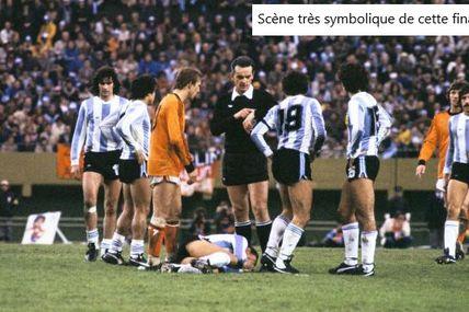 Coupe du Monde 1978 en Argentine, Finale: Argentine - Pays-Bas