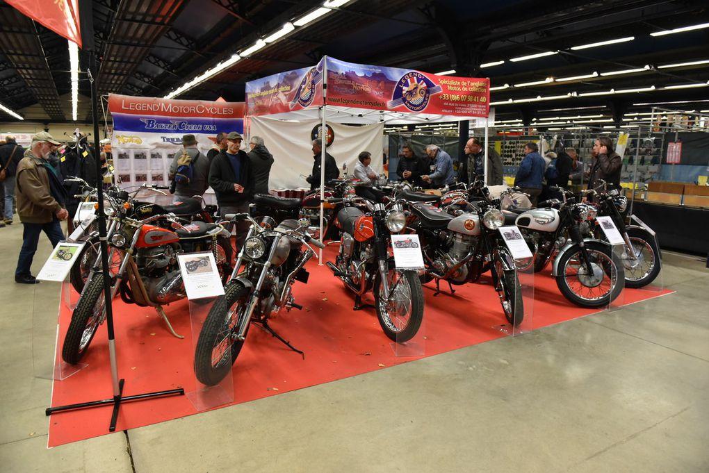 Salon Moto Légende 2016