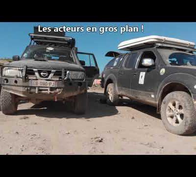 Raid off road 4x4 Corse 2019. images drone avec François mare è muntagna