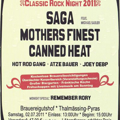 Pyraser-Classic-Rock-Night 2011
