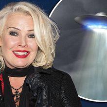 Kim Wilde : depuis qu'elle a vu un OVNI, elle a peur d'être enlevée