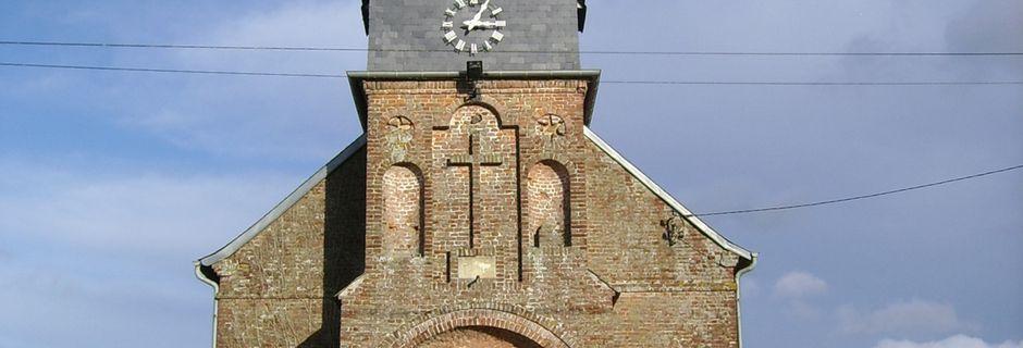 MARCHEVILLE : son église