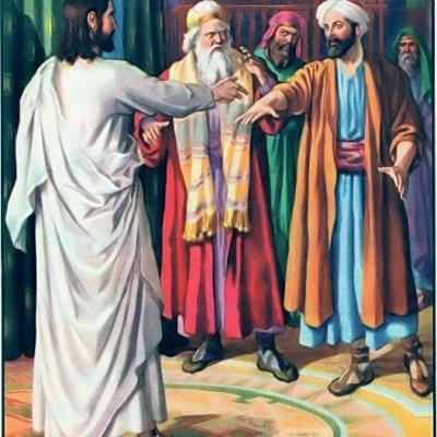Evangile du Lundi 06 Septembre « Est-il permis, le jour du sabbat, de faire le bien ou de faire le mal ? » (Lc 6, 6-11)