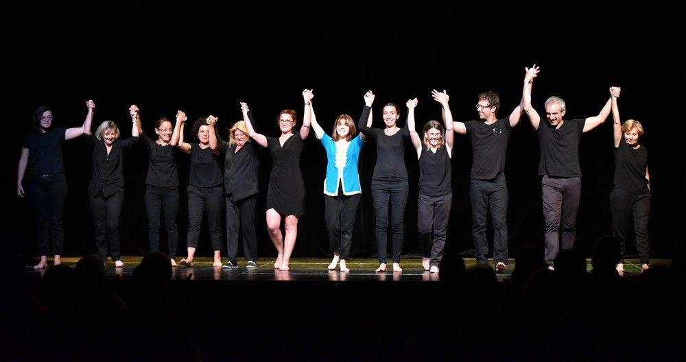 Séances d'essai - La rentrée des Ateliers Théâtre adulte à La Rochelle