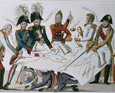Il y a 200 ans, le Congrès de Vienne