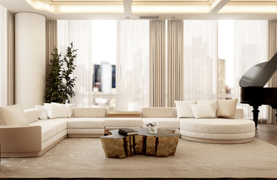 In New-York : Neutral Modern Apartment what does it mean?  Caffe Latte told us