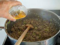 Timbale de macaronis napolitaine