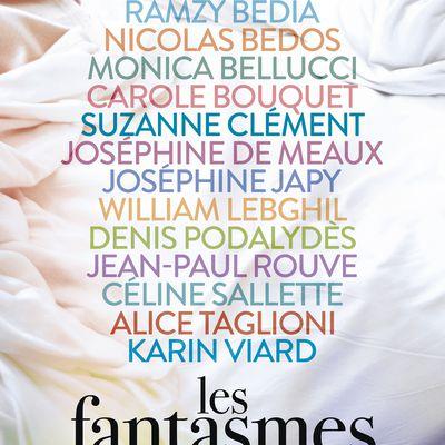 LES FANTASMES de David et Stéphane Foenkinos - Nouvelle date de sortie au Cinéma le 18 août 2021