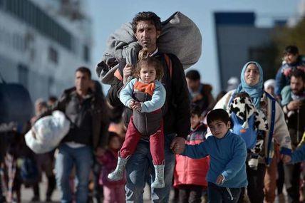 Les réfugiés et la réalité des chiffres