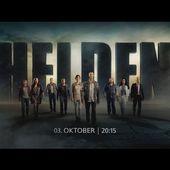 Helden - Wenn dein Land dich braucht - am 03.10.2013 bei RTL und online bei RTLNOW