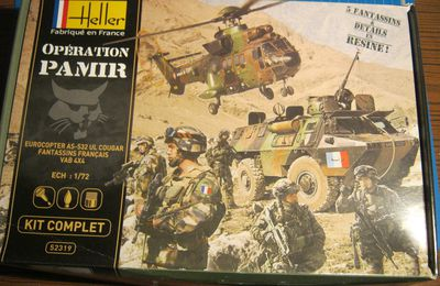 IN THE BOX: OPERATION PAMIR [HELLER]