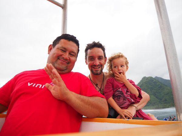 Taharuu-plage, Teahupo'o et la Tahiti Pro
